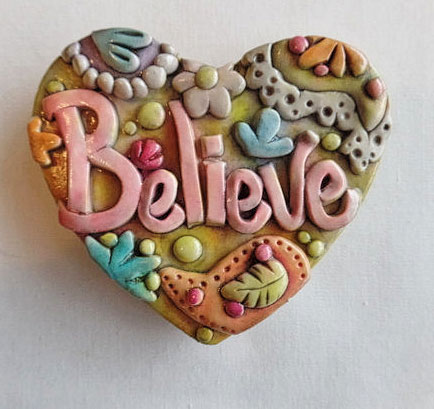 Walker Crafts https://www.etsy.com/listing/261330641/rustic-paisley-believe-magnet-believe